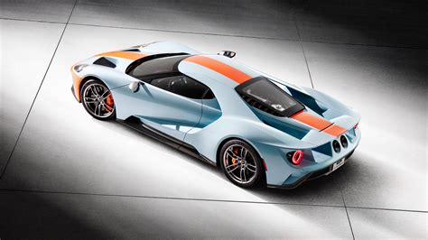 2019 Ford Gt Heritage Edition 4k 2 Wallpaper