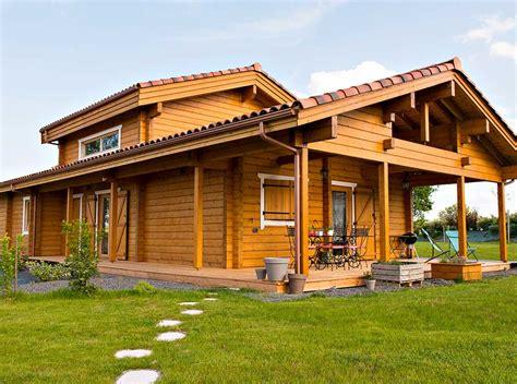 chalets et maisons en bois massif architecture bois magazine maisons bois construction