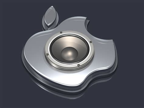 glass  metal apple logos norebbo