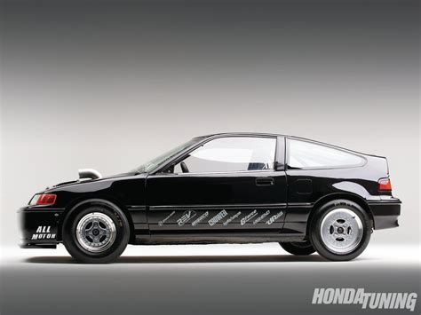 1988 1991 Honda Civic Crx Crx Photo 1