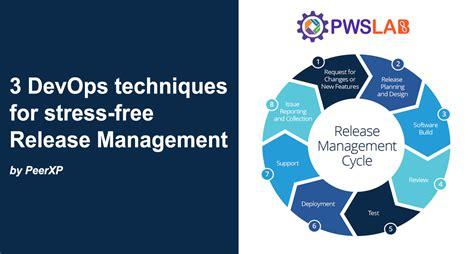 3 DevOps techniques for Stress-free Release Management ...