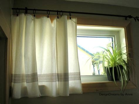 25 best ideas about basement window curtains on