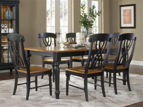 black dining room table set furniture amazing black dining room table set homelena
