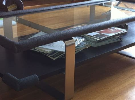 baby proof coffee table how to baby proof sharp corners on the cheap