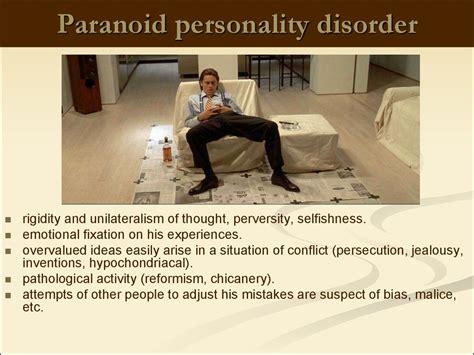 disorders  personality  behavior  adult