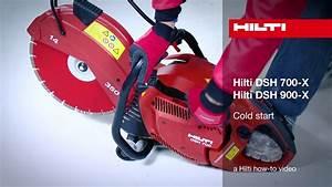 Hilti Dsh 900 Spare Parts List