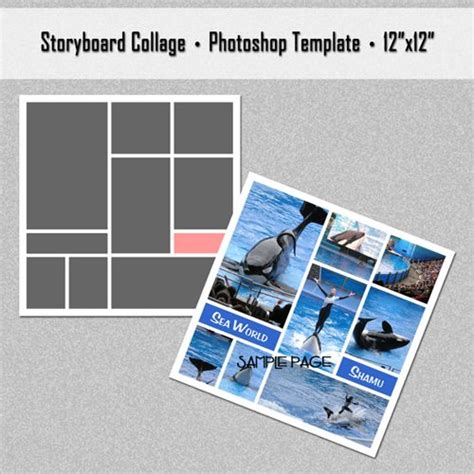 17 best about collage templates on