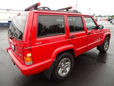 jeep cherokee power wheels buy used 4x4 cherokee classic suv power seat alloy wheels