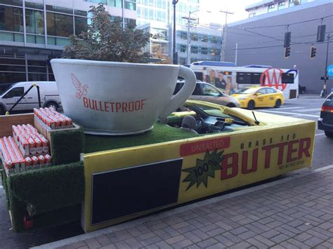 Union coffee is also part of a cluster of cafe and coffee options in the area. Trendy Bulletproof Coffee opens up cafe in South Lake Union