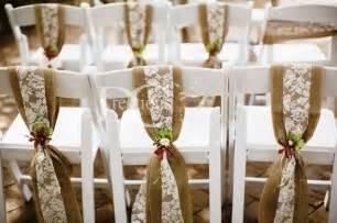 wedding chair bows burlap chair sashes rustic wedding decor hire hessian chair sashes lace chair sashes
