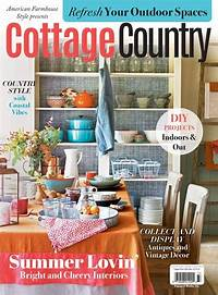 country cottage magazine Cottages and Bungalows Magazine - AFS Presents Cottage ...
