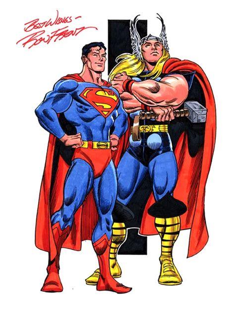 thor superman vs wonder woman captain marvel battles