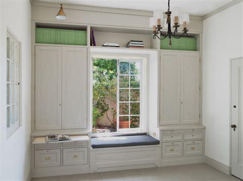 window seat  bookcases design ideas