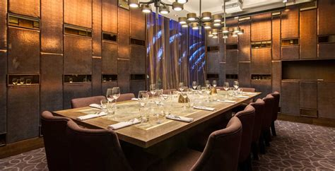 Stunning Private Dining Rooms Vancouver Glowbal Restaurant