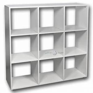 Bücherregal Weiß Holz : kesper xl regal wei raumteiler w rfel b cherregal standregal wandregal holz neu ebay ~ Indierocktalk.com Haus und Dekorationen