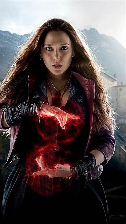 Witch Scarlet Villains Mcu Heroes Wiki Wikia