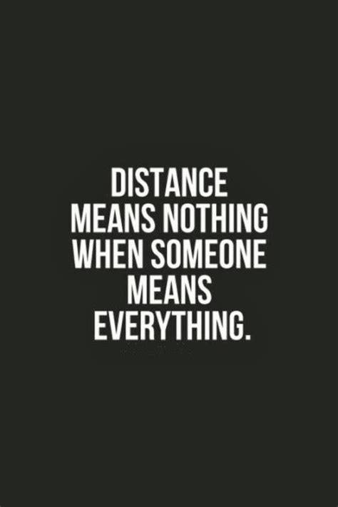 distance quotes quotesgram