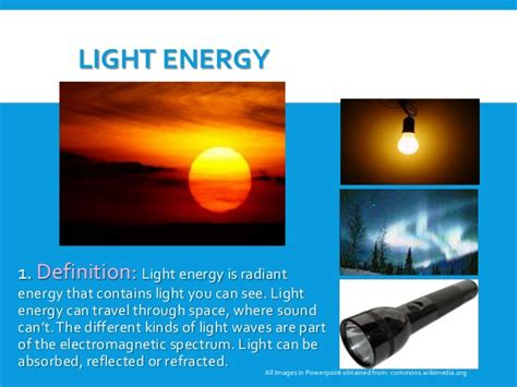 forms of energy explain powerpoint