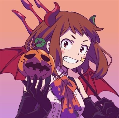 Matching Profile Images 💗 Halloween Icons Anime