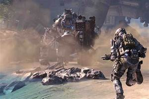 Mechs illustrated: the killer suits of 'Titanfall' | The Verge