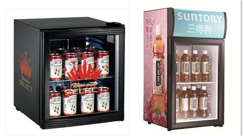 Mini Cooler Table Top Beverage Display Cooler Fridge