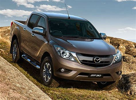 2019 Mazda Bt50 Release Date And Price  Trucks Reviews