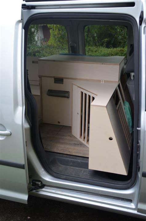 caddy maxi campingausbau mit hund biete volkswagen