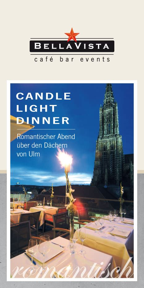 candle light dinner ulm kategorie