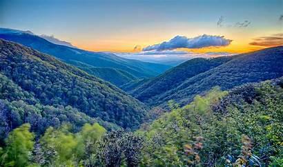 Appalachian Mountains America Mountain States York Birch