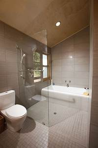 Shower, And, Tub, Together