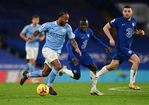 That forced a tactical change on the part of guardiola, who clearly instructed his side to press higher up the pitch after the restart. Ruthless Man City Heap Pressure on Chelsea's Lampard ...