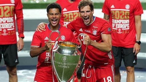Bayern Munich Edge PSG to Claim Champions League Crown ...