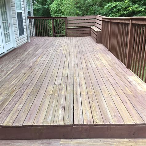lasting deck stain 2015 deck staining peachtree city mr painter 770 599 5290