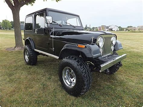 cj jeep wrangler jeep cj laredo v8 1983 jeep wrangler laredo 4 x 4 cj 7 4