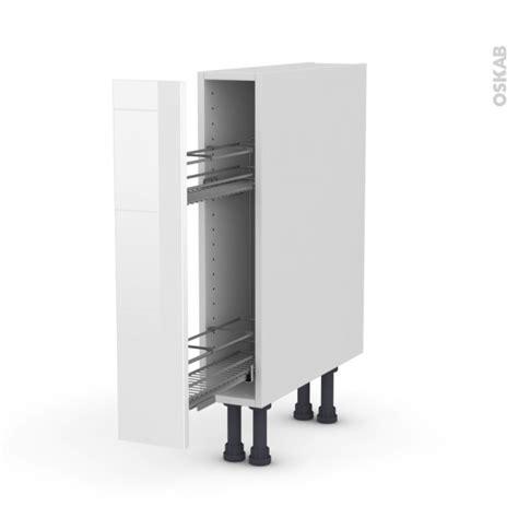 meuble cuisine 15 cm de large meuble de salle de bain largeur 70 cm 13 15 cm meuble