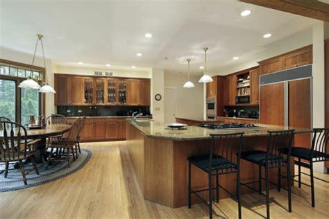 grande cuisine ouverte la cuisine ouverte sur la salle à manger 55 photos