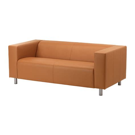 klippan 2er sofa klippan loveseat kimstad light brown ikea