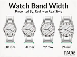 How To Buy The Right Size Watch For Your Wrist