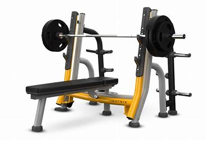 Matrix Equipment Fitness Bench Gym Workout Strength