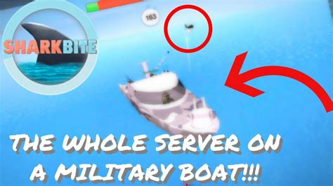 deluxe yacht roblox sharkbite alpha youtube