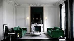 Canape Vert Emeraude : vert meraude frenchy fancy ~ Teatrodelosmanantiales.com Idées de Décoration