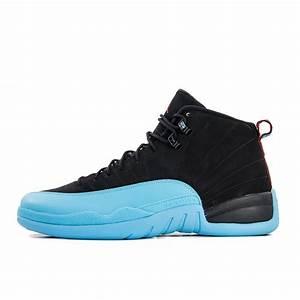 Jordan Chart Of Shoes Air Jordan 12 Retro Black Gym Red Gamma Blue Online Cheap