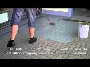 Pflastersteine Verfugen Epoxidharz : stonecolor garageneinfahrt funnydog tv ~ Frokenaadalensverden.com Haus und Dekorationen
