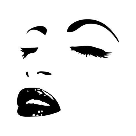 cuisine ikea prix pose power stickers stickers mural visage de femme