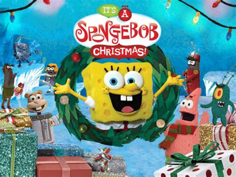 Spongebob Squarepants (hindi) It's A Spongebob Christmas