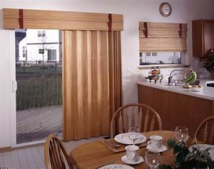 kitchen patio door curtains ideas railing stairs and With kitchen curtain ideas sliding glass door