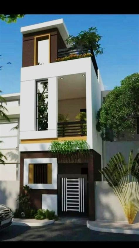 pin  ghayle tadeo  idea houses house front design bungalow house design facade house