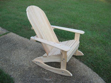 adirondack rocking chairs plans free image mag