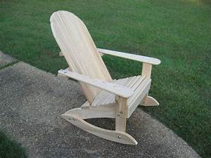 woodworking rocking chair plans free