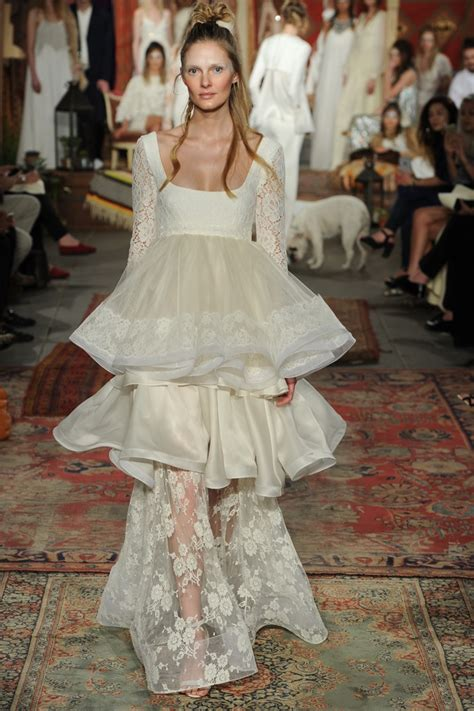houghton bride  spring summer wedding dresses